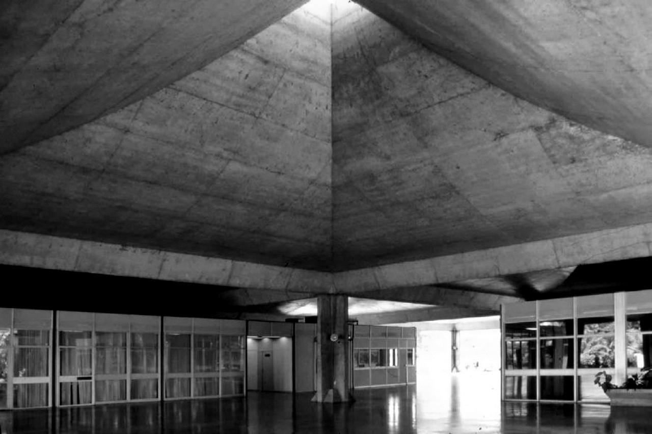 Clássicos da Arquitetura: Sede da SUFRAMA / Severiano Porto, Cortesia de Arquivo Severiano Porto