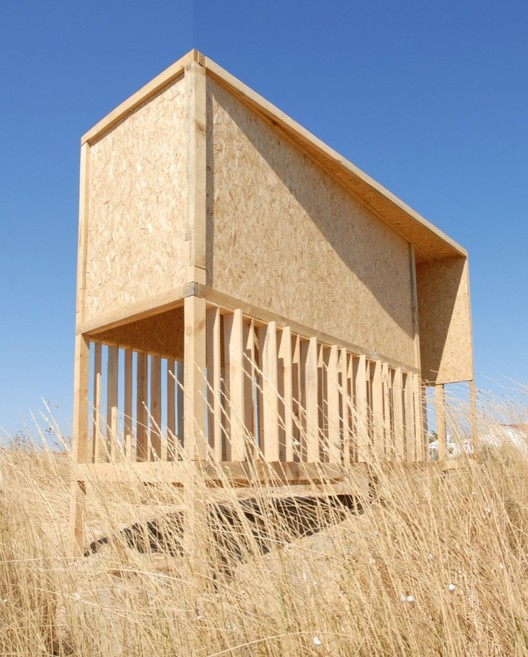 Capilla de Madera / Breathnach Donnellan O'Brien + MEDS. Image © Chapel Workshop Team