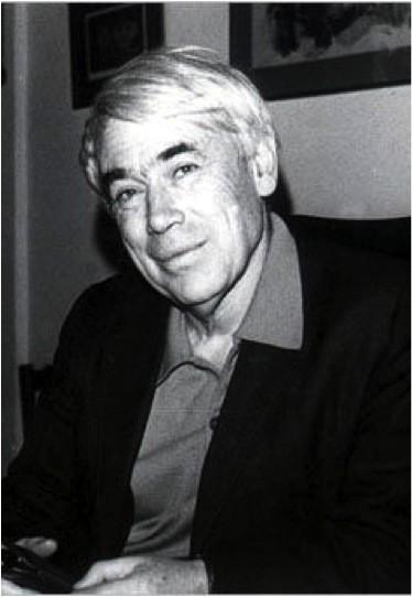 Retrato de Juan Borchers (c. 1970)