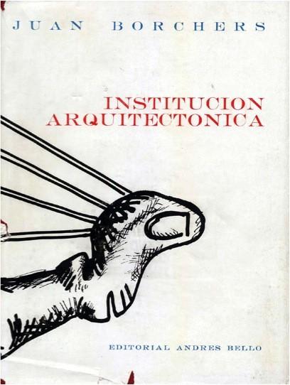 Portada de Institución Arquitectónica