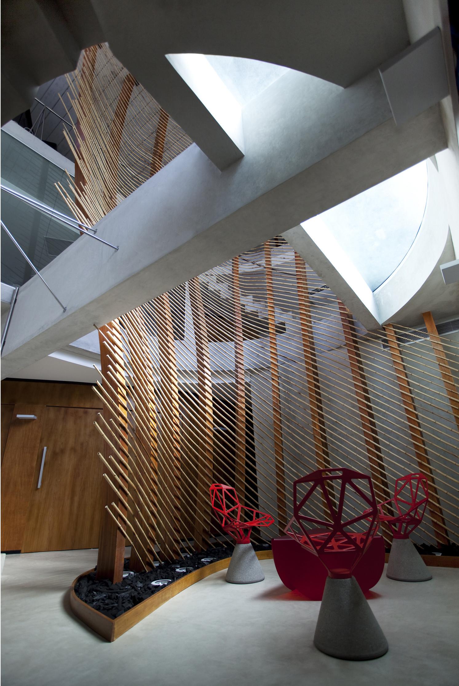Oficinas Glem / Mareines + Patalano Arquitectura