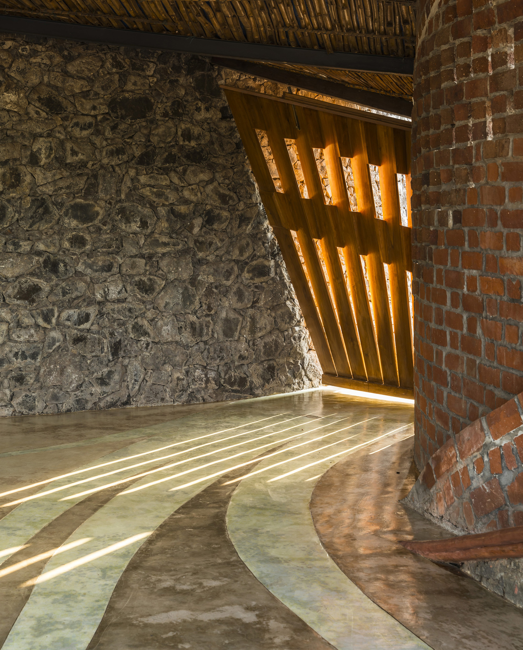 Brick Flooring India: Gallery Of Brick House / IStudio Architecture