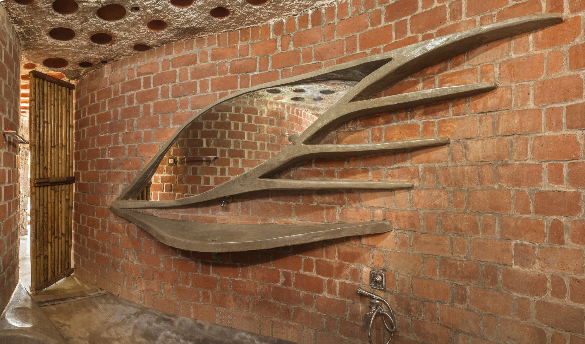 Gallery Of Brick House Istudio Architecture 15