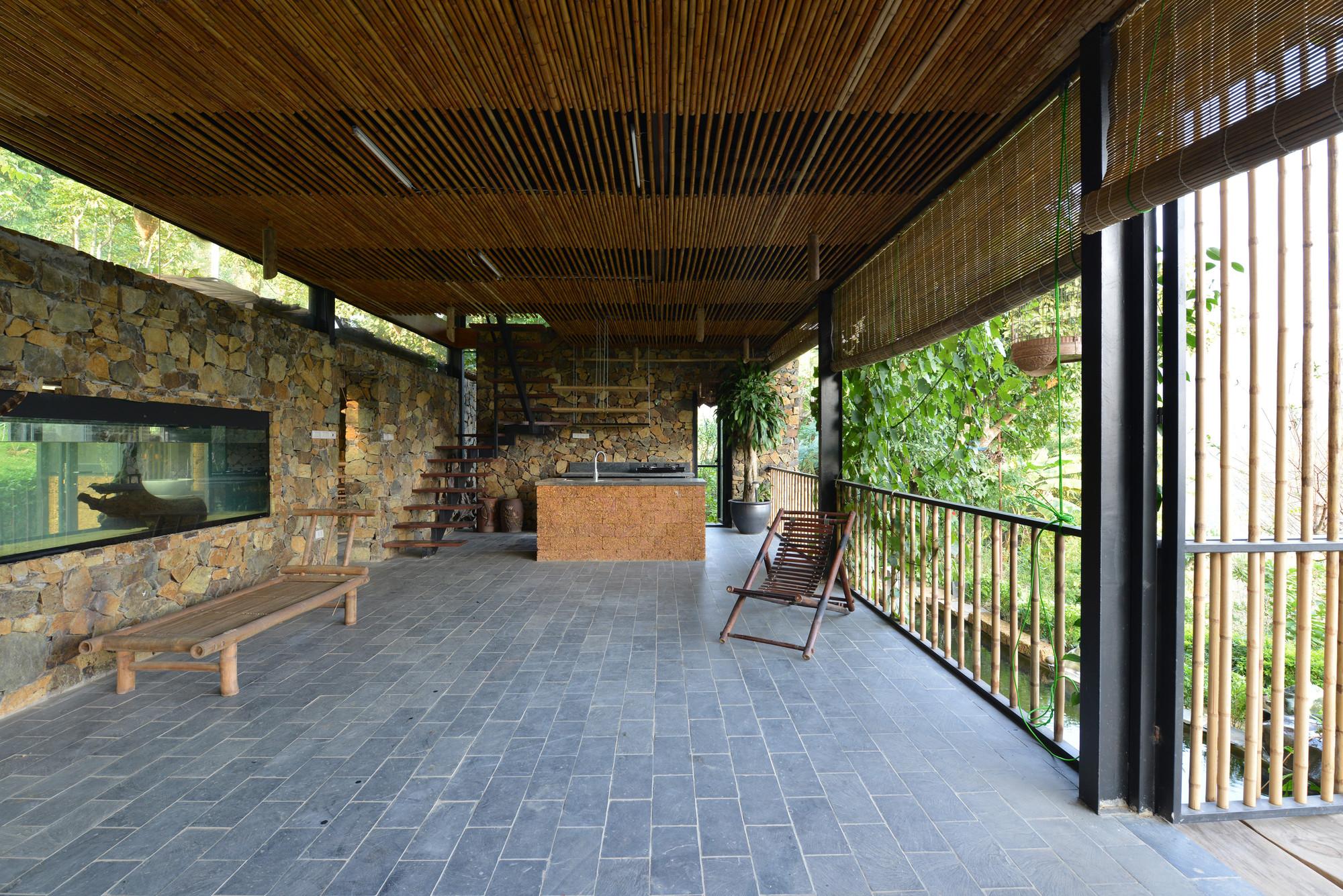 Casa Hillside / TOOB STUDIO, © Lê Anh Đức – Vũ Ngọc Hà
