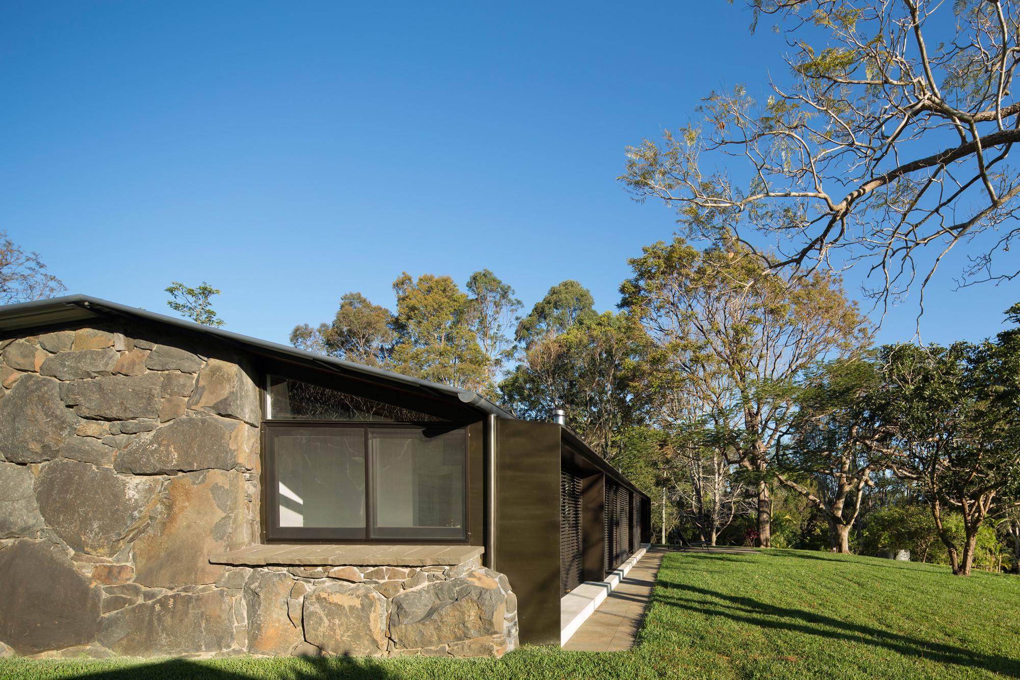 Casa de Pedra / CHROFI, © Brett Boardman