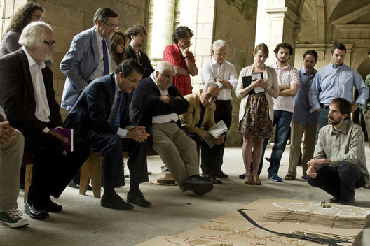 Summer Program 2012 / Instituto Compostela Arquitectura