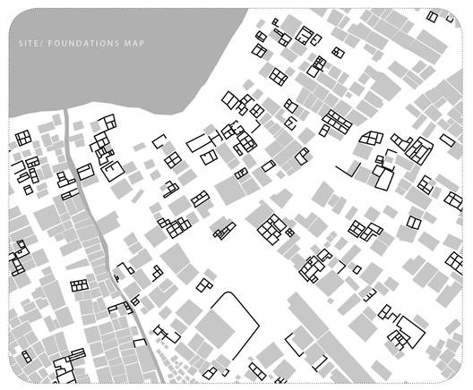 Mapeamento das Zonas Afetadas / Fundações