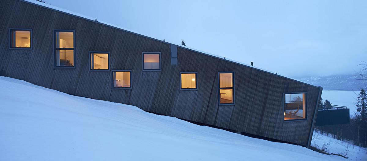 Åre Solbringen / Waldemarson Berglund Arkitekter