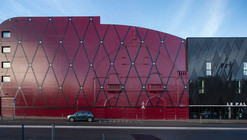 Comedie de Bethune - Teatro Nacional / Manuelle Gautrand Architecture