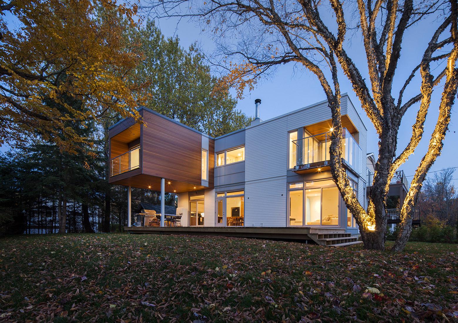 galer a de casa l ccm2 architectes 9. Black Bedroom Furniture Sets. Home Design Ideas