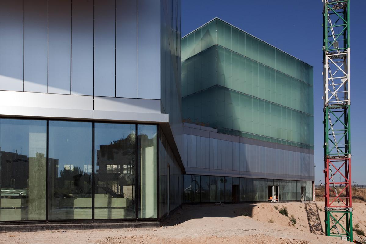En Construcción: Centro de Arte Digital / Colomer Dumont MCBAD