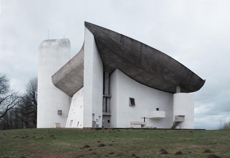 AD Classics: Ronchamp / Le Corbusier, © Gili Merin