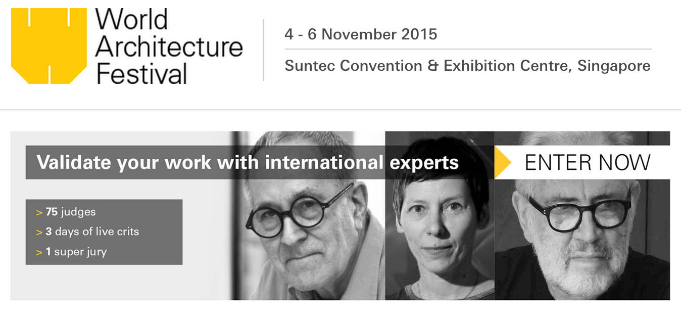 Submit Your Best Projects for WAF 2015