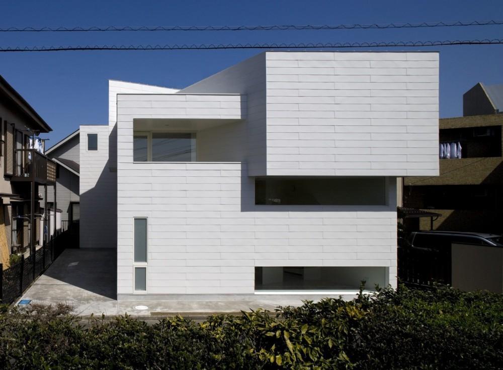 Casa Periscopio / Kuno + Aida