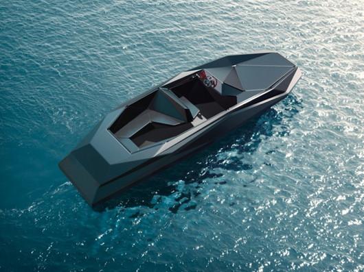 """""""Z Boat"""" la embarcación diseñada por Zaha Hadid"""