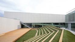 Escola de Arte – Carcassonne / Jacques Ripault Architecture