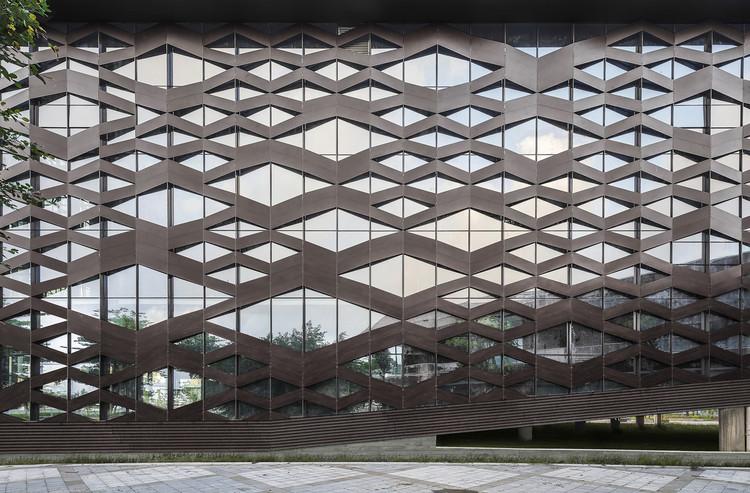 Centro de Visitantes Xinglong / Atelier Alter, Cortesia de Atelier Alter