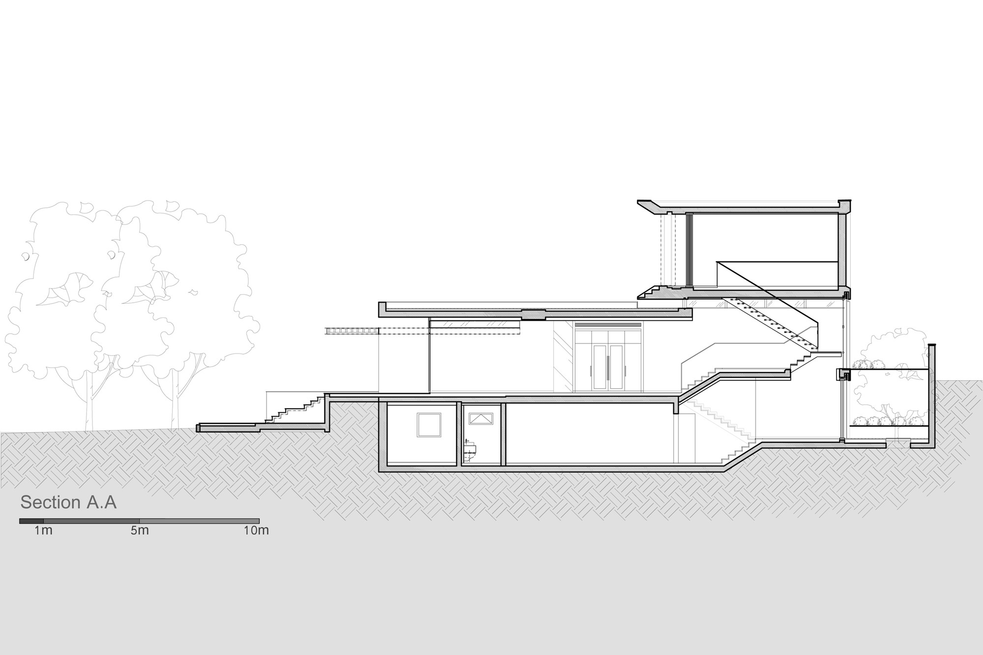 Gallery of Mediterranean Villa Paz Gersh Architects 18