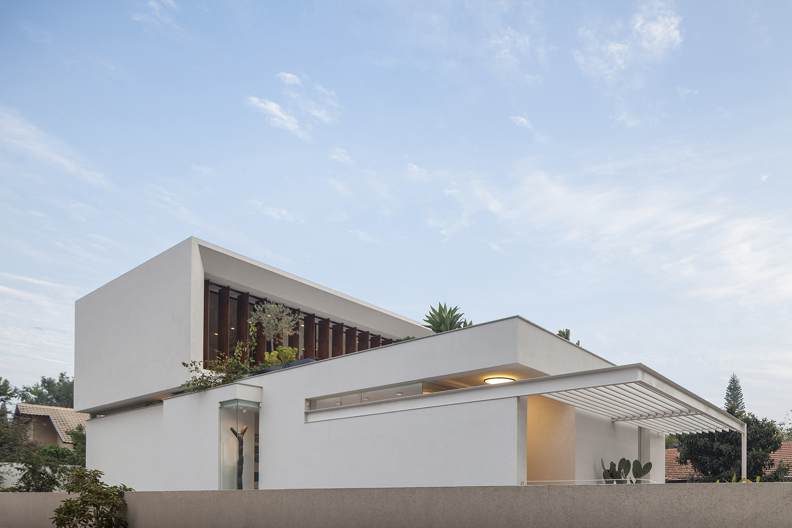 Gallery of mediterranean villa paz gersh architects 11 for Architecture 54