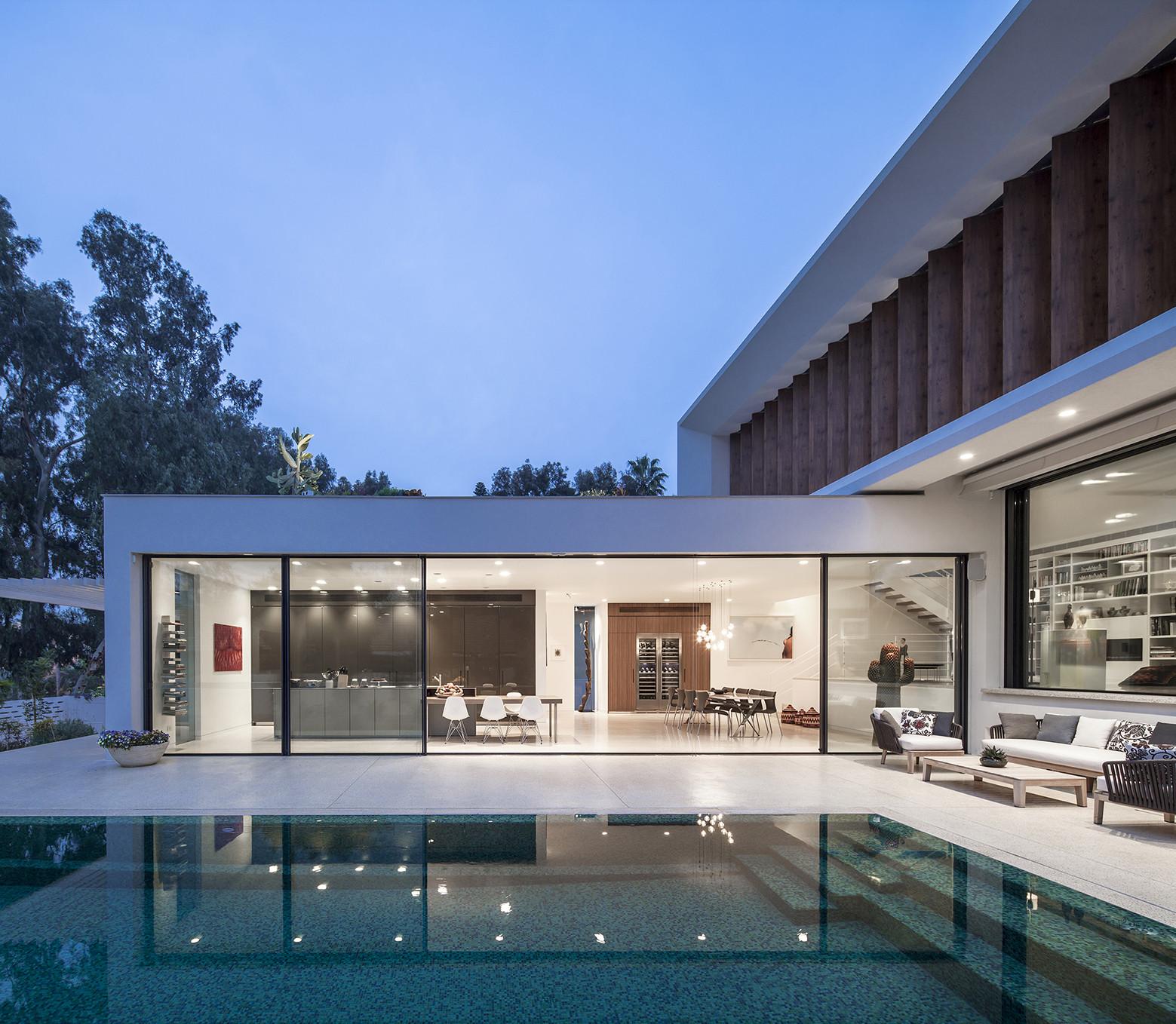 Gallery of Mediterranean Villa / Paz Gersh Architects - 10