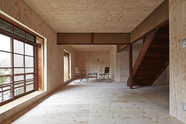 Ephemeral House / NAAD, © Keishiro Yamada