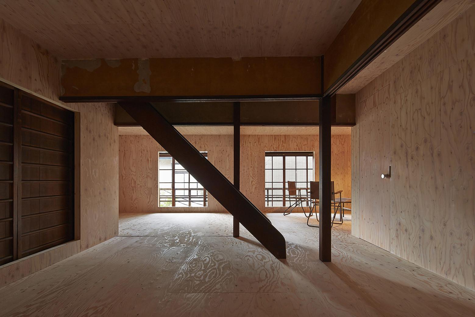 Casa Efêmera / NAAD, © Keishiro Yamada