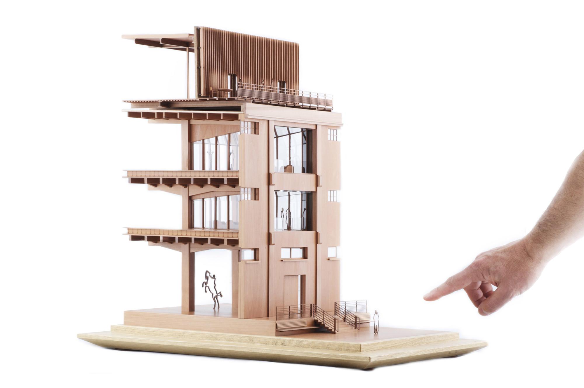 Gallery of la sucriere z architecture 16 for Architecture 54
