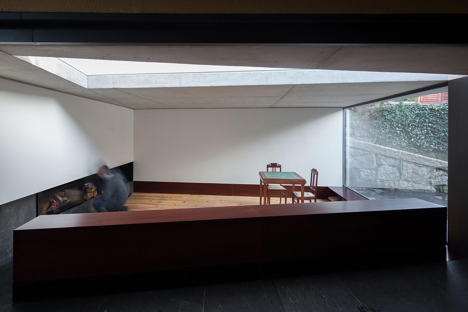 Sala em Pala / Nuno Melo Sousa, © José Campos