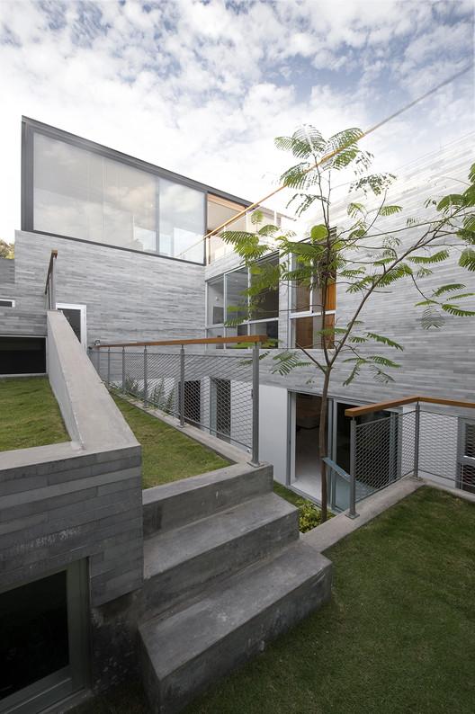 Casa del Jardín Espiral / 51-1 arquitectos, Cortesía de 51-1 Arquitectos