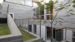Casa del Jardín Espiral / 51-1 arquitectos