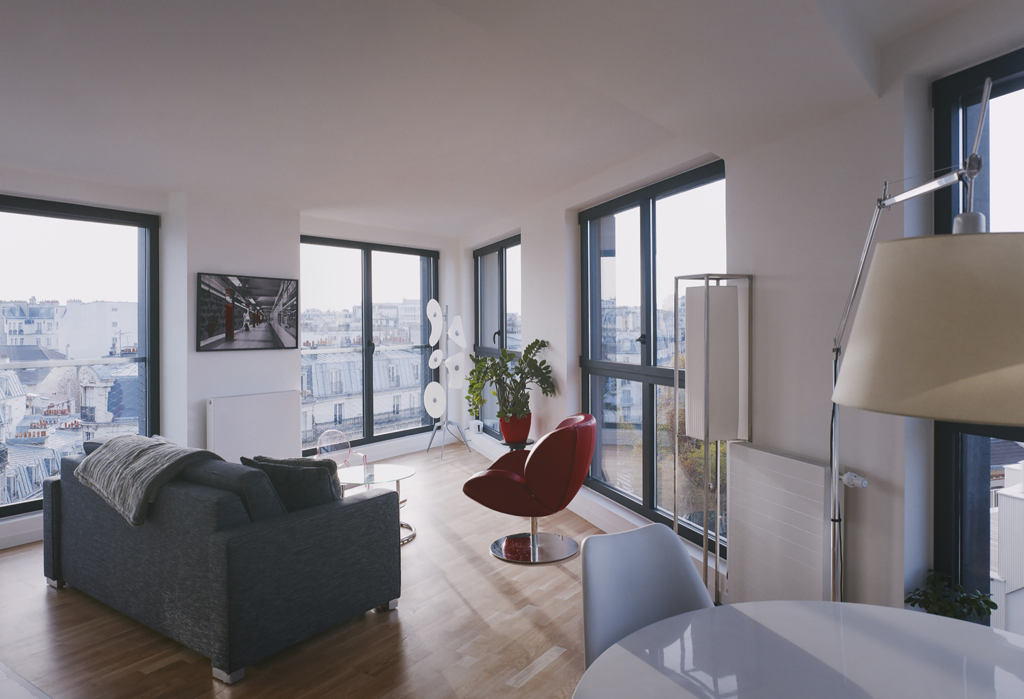 40 Housing Units,© Julien Lanoo