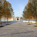 Four Freedoms Park. Image © Diane Bondareff / Four Freedoms Park