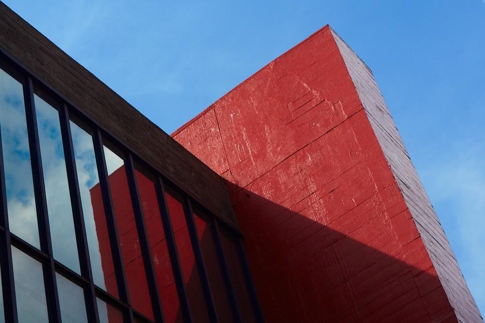 """Curso """"LINA BO BARDI das ideias à construção: arquitetura, desenho industrial e ação cultural"""", © Pedro Kok"""