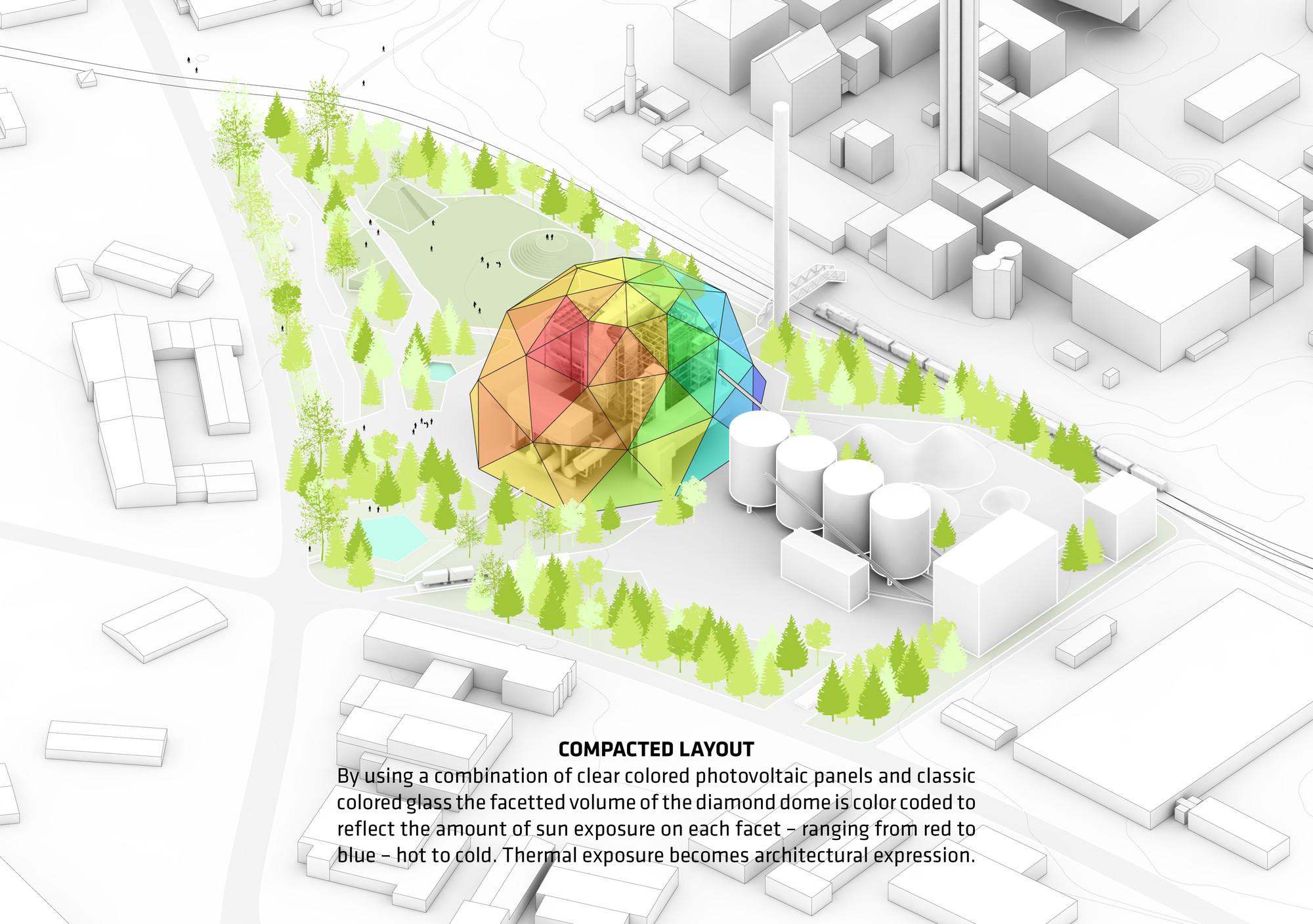 Gallery Of Bigs Unconventional Uppsala Power Plant Designed To Layout Images Host Summer Festivalscourtesy Big