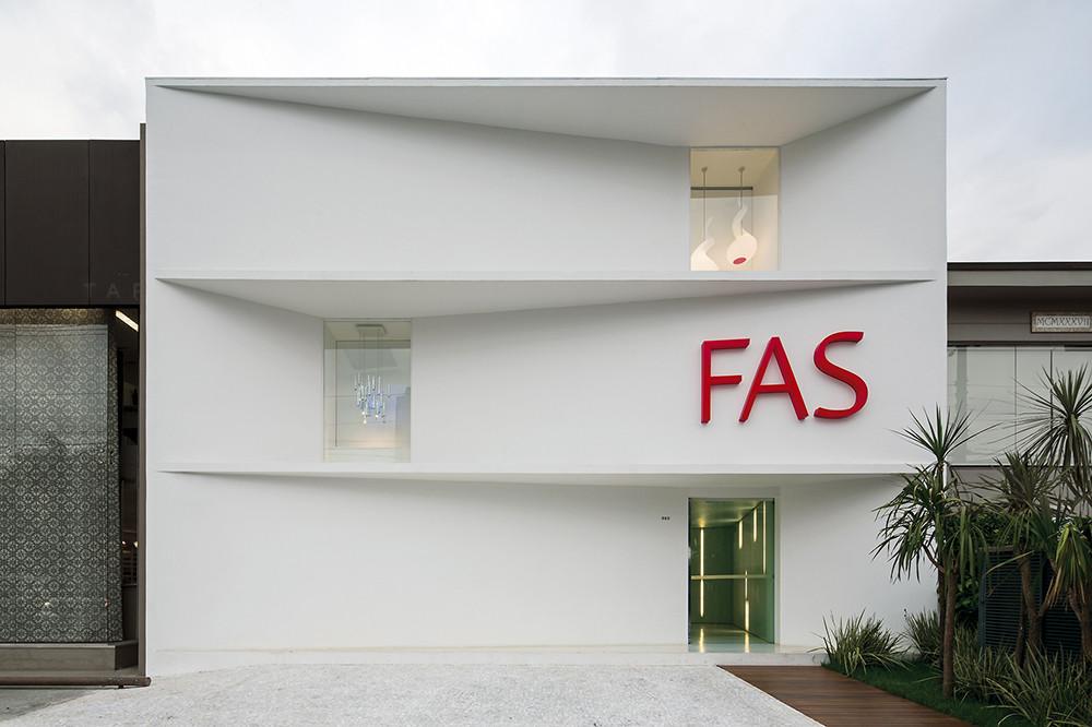 FAS Iluminação / Rizoma Arquitetura, © Leonardo Finotti