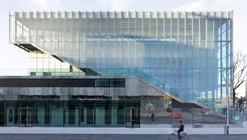 Sport Centre Jules Ladoumegue / Dietmar Feichtinger Architectes