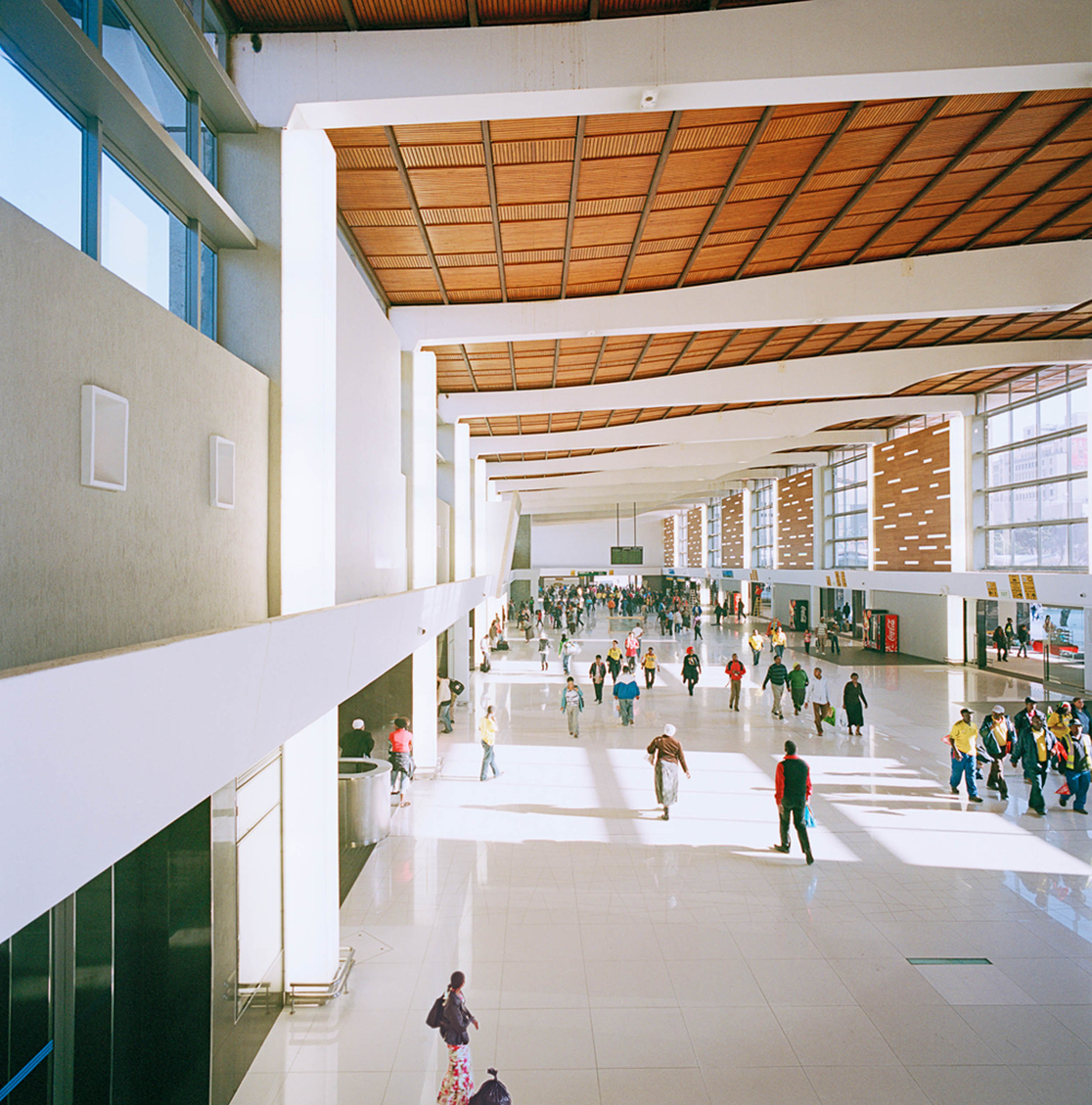 The Interior Of Cape Town Station Refurbishment Image C Peter K Photography