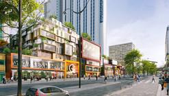 City of Paris Approves MVRDV's Restructuring of Montparnasse Superblock
