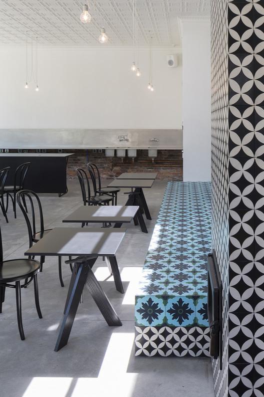 Cafe Fargo Davidson Rafailidis Archdaily