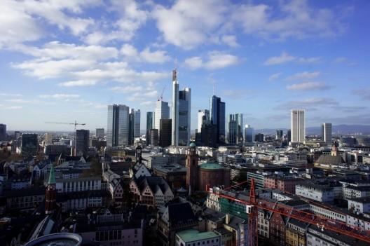 © Frankfurt, Alemanha. © barnyz, vía Flickr.