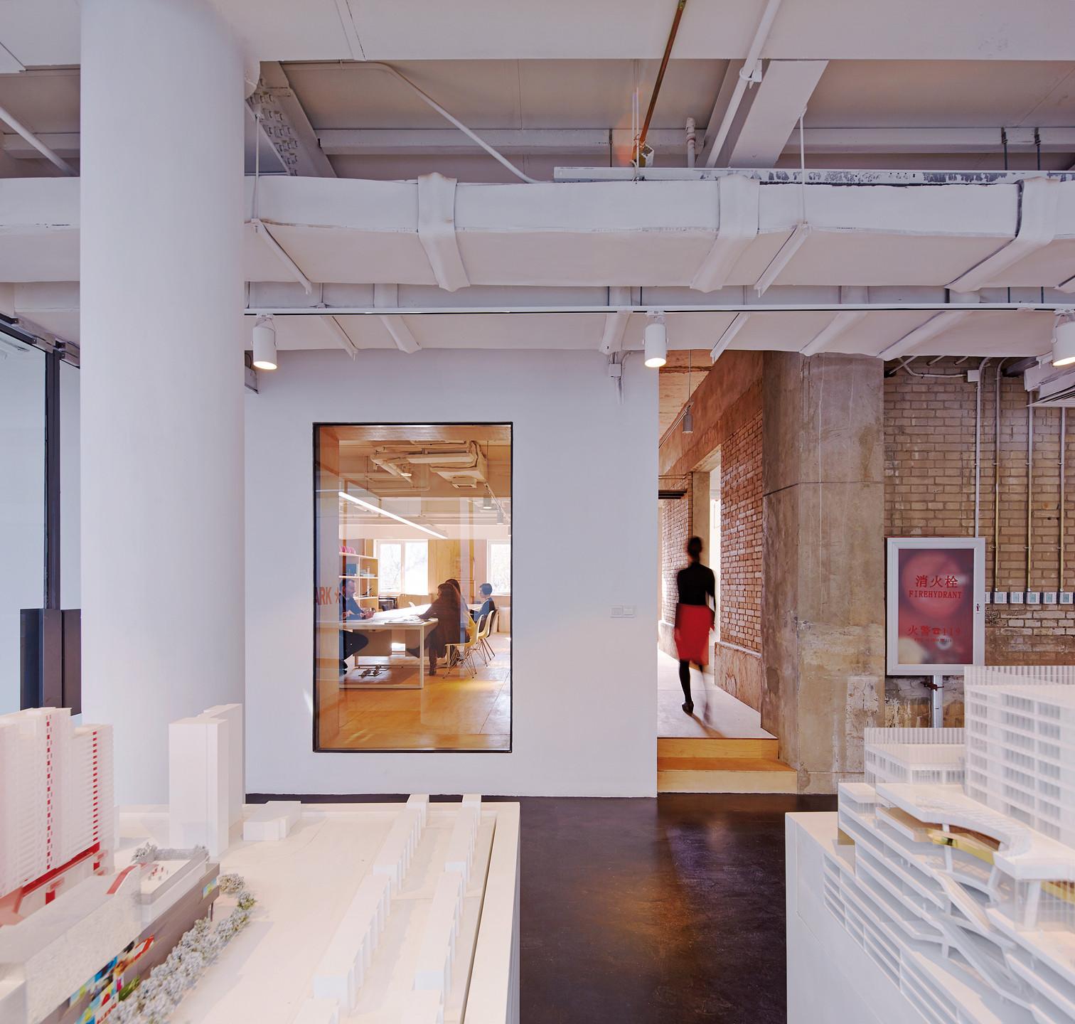Escritório Spark Beijing / Spark Architects, © Shu He