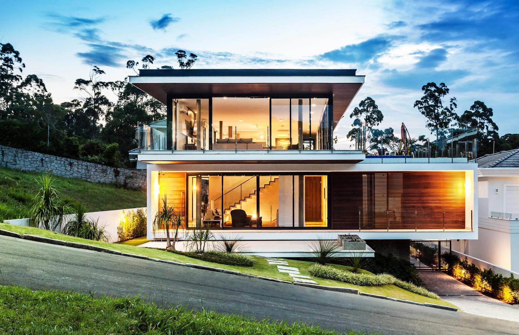 Casa LB / Jobim Carlevaro Arquitetos, © Rô Reitz