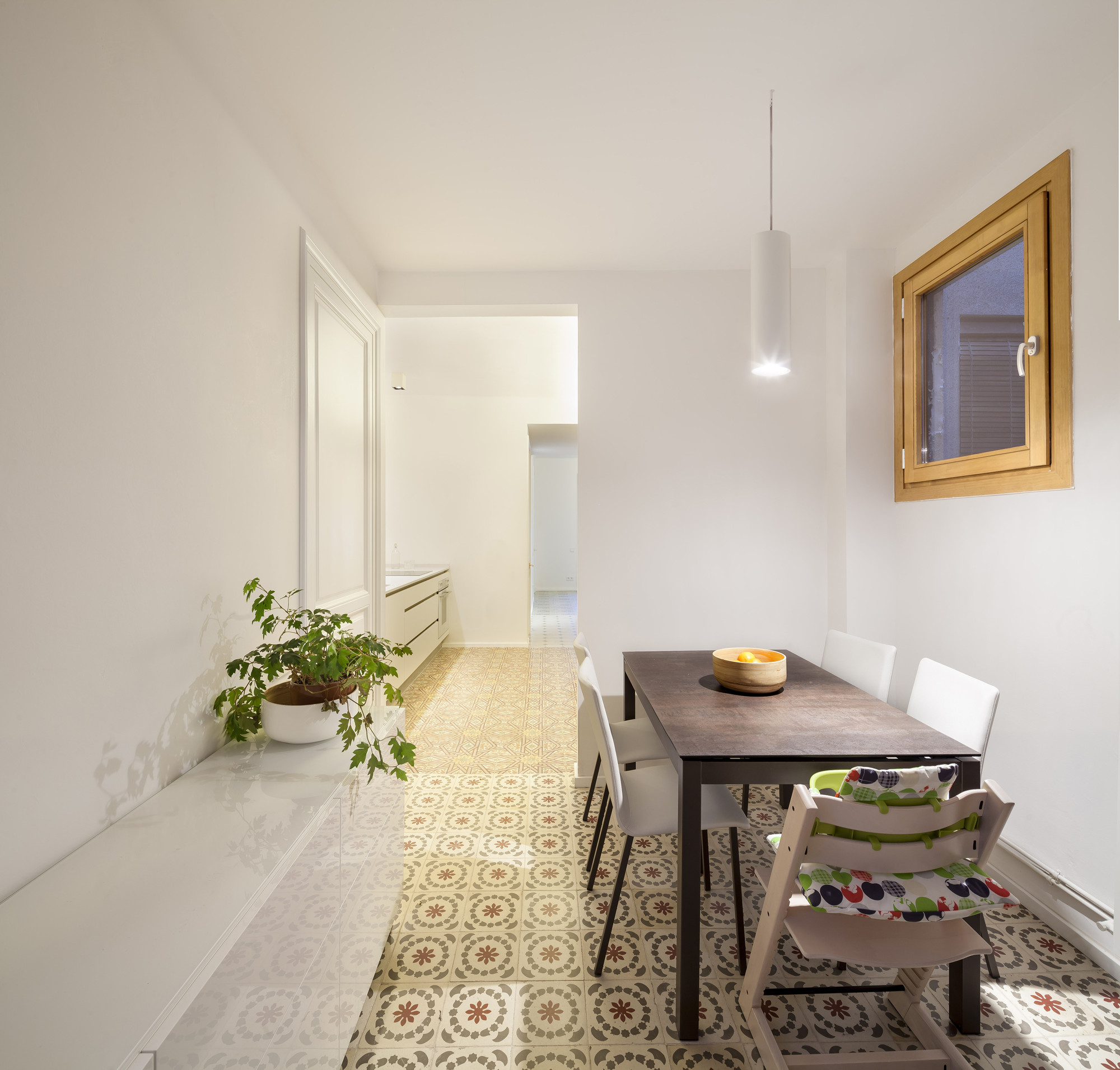 Apartment Refurbishment in Barcelona / Alventosa Morell Arquitectes , © Adrià Goula