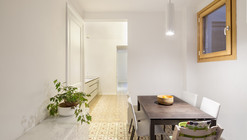 Apartment Refurbishment in Barcelona / Alventosa Morell Arquitectes