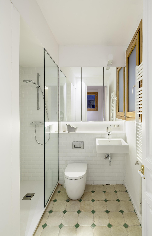Apartment Refurbishment In Barcelona Alventosa Morell Arquitectes