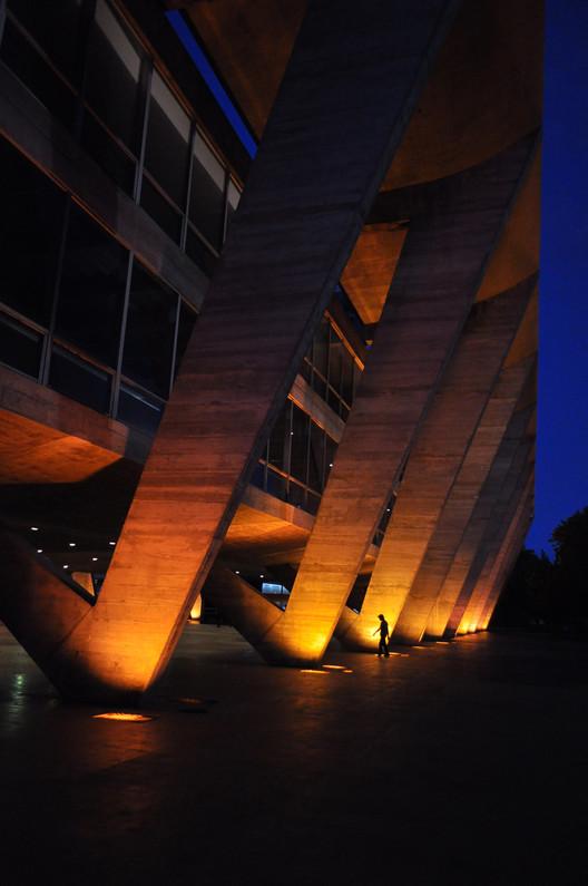 IAB-RJ lança campanha para celebrar os 450 anos do Rio de Janeiro, Museu de Arte Moderna do Rio de Janeiro / Affonso Eduardo Reidy. Image © Flickr User: Vitor Coelho Nisida
