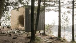 Cabaña de Montaña Tubakuba / OPA Form