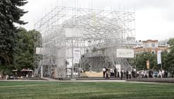 Riga 2014 Pavilion / Mailitis A.I.I.M.