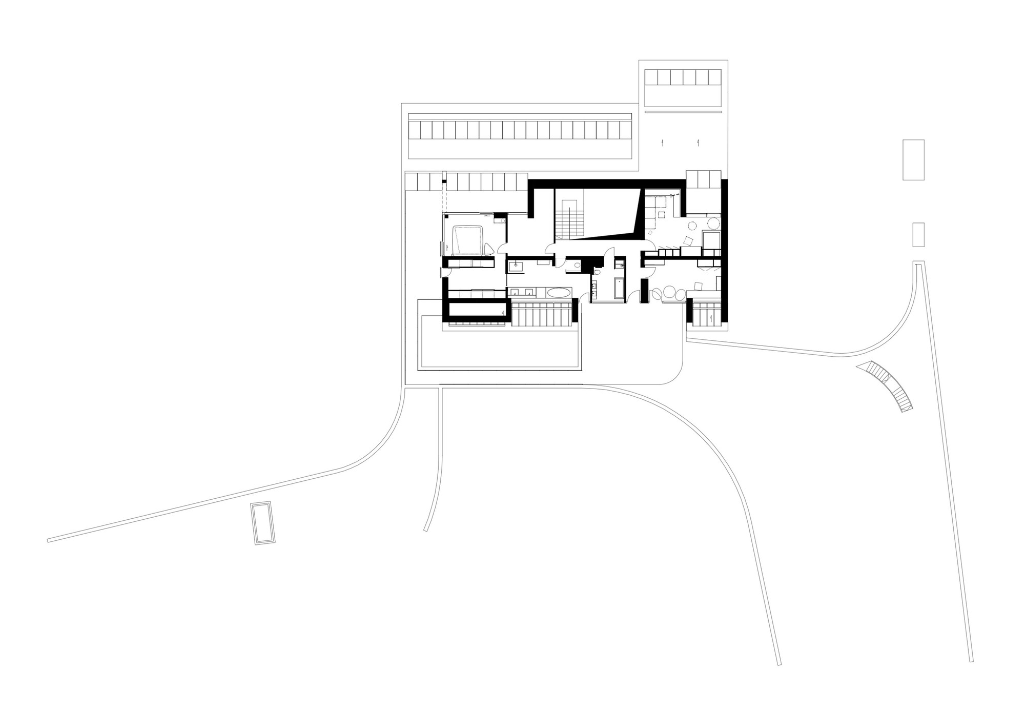 Edge Homes Floor Plans: Gallery Of Edge House / Mobius Architects