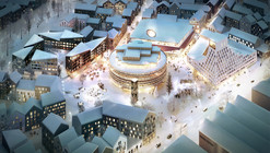 "Kjellander + Sjöberg's Swedish Urban Block to Increase ""Civic Dialogue"""